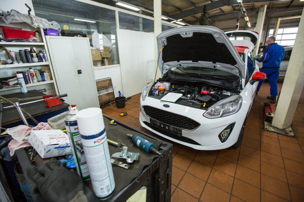 Werkstattservice für Fahrzeuge aller Marken in Helmstedt im Autohaus Martin.